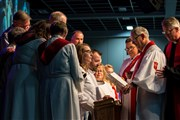 Conference attendees recognize, celebrate milestones in ministry