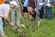 Leaving a legacy: Tabernacle groundbreaking at Koronis