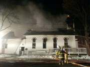 Church in the Maples grieves, seeks prayers after fire destroys building