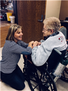 Beardsley UMC reaches elderly through nursing home ministry