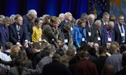 Traditional Plan passes; MN delegates respond with sadness, urge continued focus on ministry