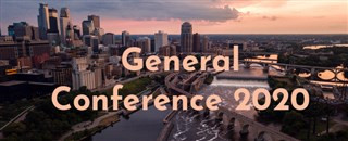 Volunteer at GC2020 in Minneapolis