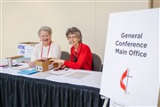 Volunteer at General Conference 2020