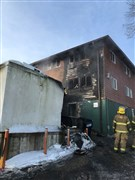 Fire at Koronis Ministries: Exchanging beauty for ashes