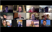 Virtual small group offers support, spiritual growth, deep friendship
