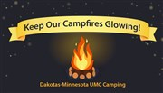 Keep Our Campfires Glowing: Camping ministry needs YOU!