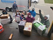Minnesota churches work together to collect supplies for UMCOR