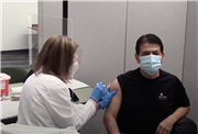Pastor helps Hispanic community access COVID-19 vaccine