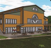 Plans underway for new tabernacle at Koronis Ministries