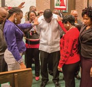 Brooklyn UMC's African ministry growing, reaching, healing