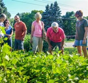 Fresh, locally grown produce helps changing community