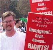 The church's voice in immigration reform