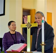 Hmong United Methodists are 'no longer foreigners'