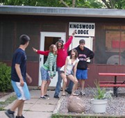 Camp Kingswood: we came to retreat and left to serve