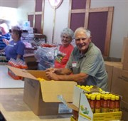 Glendale UMC celebrates first anniversary of Ruby's Pantry