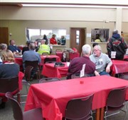 Elk River UMC serves as warming house, offering food, fellowship during statewide hockey event