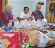 Faith UMC partners with school, feeds hungry children