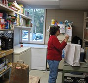 Gethsemane UMC, other area churches keep food shelf going strong