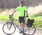 Ed Dallas rides his bike coast to coast for UMC Mobile Ministry