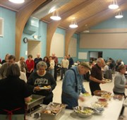Wednesday Night Dinners started as internal ministry, grew to serve others