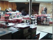 North Star District churches provide nearly 1,000 shoeboxes to children in need