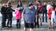 Camp Chill Polar Plunge