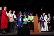 Minnesotan Kim Harris consecrated as deaconess