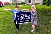 Minnesota churches display 'Blessed Ramadan' signs to stand with Muslim neighbors