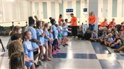 Evangel UMC turns dwindling VBS into booming Mega Kids Camp