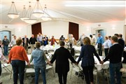 Fall leadership gathering focuses on changing culture, getting moving